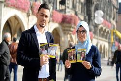 آغاز پویش «من مسلمانم» در مونیخ آلمان