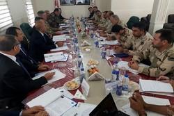 İran ile Türkiye'den sınır güvenliği toplantısı