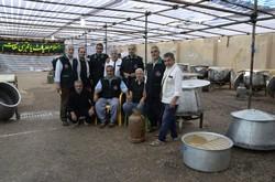 اعزام اولین موکب زنجانی به استان خوزستان