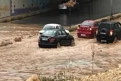 اردن میں موسلادھار بارش اور سیلاب سے 18 افراد ہلاک