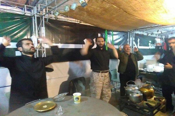 یک قرن میزبانی از عزاداران سیدالشهدا(ع) در حسینیه کبابی