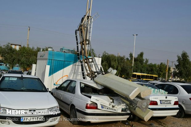 وضعیت مرز مهران