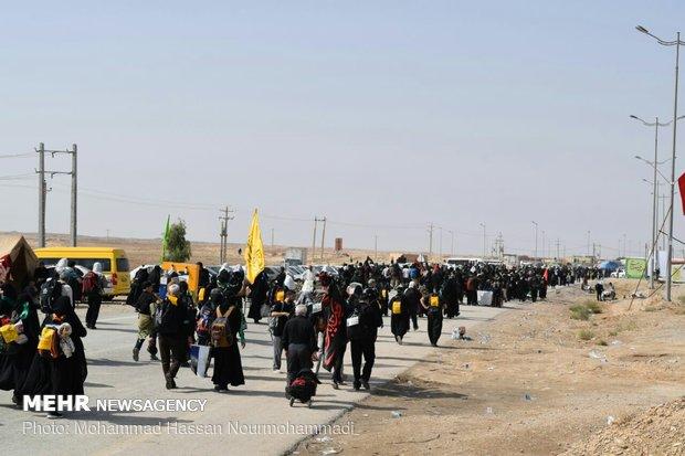 آخرین وضعیت مرز مهران برای اربعین/رفاه زوار اولویت اصلی مسئولان