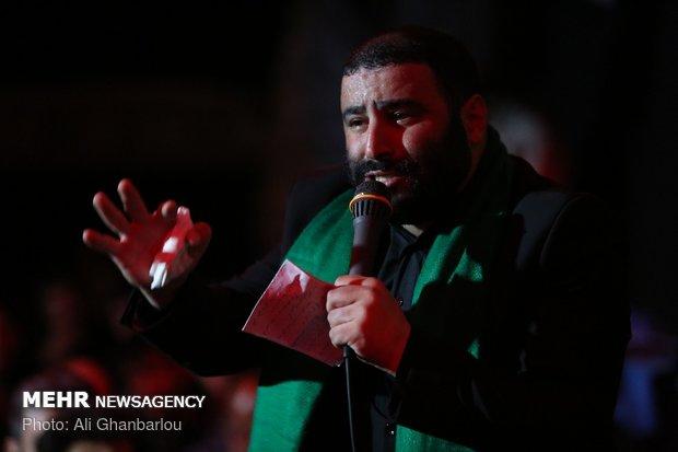 """موكب """"عترت أبو تراب"""" الحسيني في خدمة زوار الأربعين"""