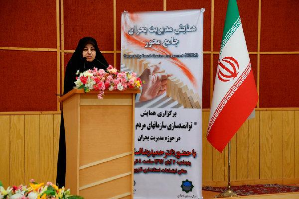 مشاغل خانگی در استان قزوین حمایت می شود