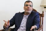 Jaberi Ansari meets de Mistura, Syrian opposition figures