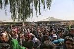 آغاز موج بازگشت زوار از مرز مهران/ ۱۹۵ هزار زائر بازگشتند