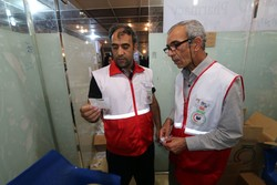 اعزام ۲۱ زائر از چذابه به بیمارستان ها طی شبانه روز گذشته