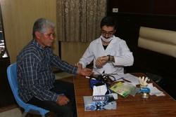 حضور پروفسور اشتانسل برای درمان جانبازان شیمیایی در ایران