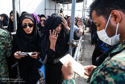 بیش از یک میلیون تردد از مرزهای خوزستان انجام شده است