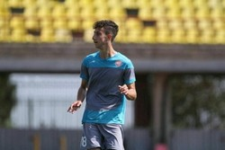 «پرهام جوادی» به تیم فوتبال سپیدرود رشت پیوست