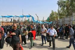 تردد دو میلیون و ۱۳۰ هزار نفر از مرز مهران طی اربعین