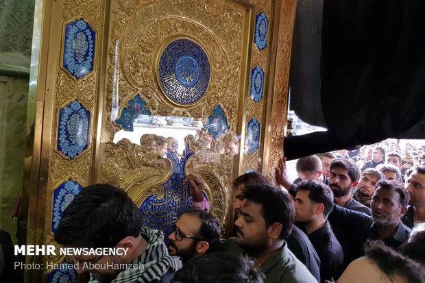حال و هوای سامرا در آستانه اربعین حسینی