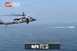 'İran botu ABD savaş gemisine yaklaştı' iddiası