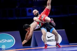 فینالیستهای چهار وزن نخست مشخص شدند/ دو شانس برنز برای ایران