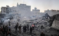 "Direniş güçleri, İsrail'in ""Demir Kubbe""sini çökertti"