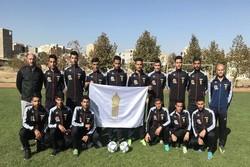 تیم فوتبال دانشجویان