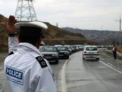 کاهش ۳۳ درصدی تصادفات جادهای در کرمانشاه