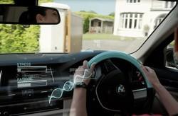 فرمان خودروهای آینده ضربان قلب را رصد می کنند