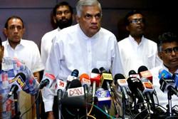 سری لنکا کے صدر نے برطرف وزیر اعظم کو دوبارہ وزیر اعظم منتخب کرلیا