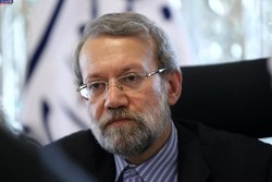 US' anti-Iran sanctions 'unjust', 'illegal': Larijani