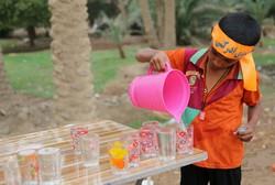 Irak'ta Kerbela yolcularına inanılmaz misafirperverlik