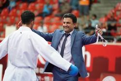 موفقیت تیم ملی کاراته مایه افتخار من است