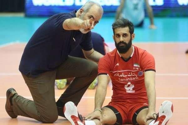 سعید معروف, امیر خوش خبر, تیم ملی والیبال ایران