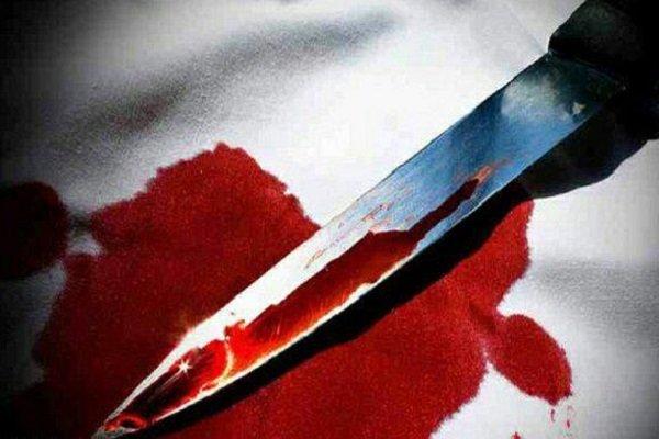 پسرِ تازه برگشته از آمریکا بعد از مصرف مواد پدرش را با چاقو کشت