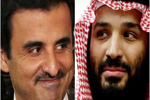 مجتهد: عادل الجبير عاد خائباً من قطر
