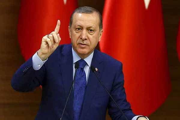 Erdoğan kara kaplı defteri açtı