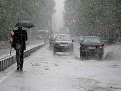 حمیل پربارشترین شهر کشور/ هوا سردتر می شود