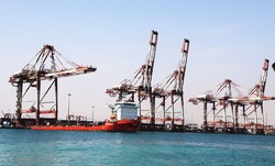 Shahid Rajaei Port throughput reaches 50m tons in 8 months