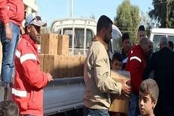 آخر مساعدات إنسانية صينية تصل إلى منكوبي السيول في إيران