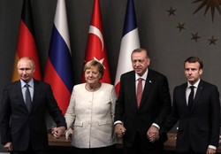 Istanbul summit final statement stresses commitment to  Syria territorial integrity