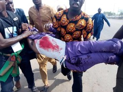 حمله نظامیان نیجریه به تجمع عزاداران در ابوجا