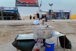 ۵۰۰ هزار زائر در موکبهای استان پذیرایی شدند