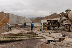سدهای بالای ۴۰ درصد پیشرفت فیزیکی در استان قزوین تکمیل می شود