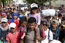 وزارت دفاع آمریکا از اعزام نیروی نظامی به مرز مکزیک خبر داد