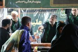 خادمان رضوی ۵۰ ایستگاه برای اسکان و پذیرایی زائران مشهد برپاکردند