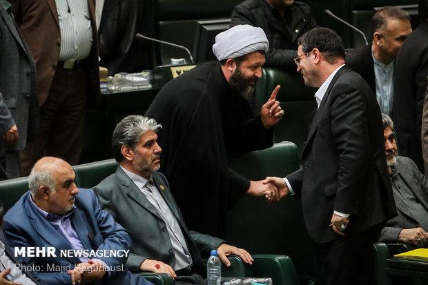 جلسه رای اعتماد مجلس به چهار وزیر پیشنهادی دولت
