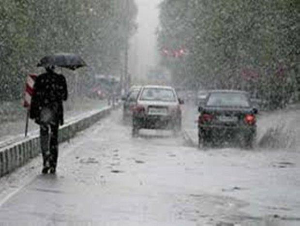 آغاز بارش شدید باران در کهگیلویه و بویراحمد/ هشدار خطر وقوع سیل