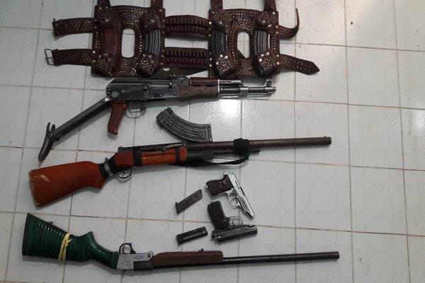 عملیات اجرایی طرح پاکسازی و خلع سلاح در آبادان