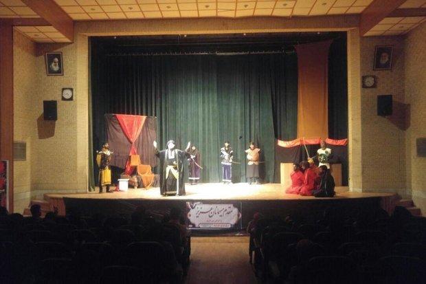 نمایش مذهبی «خروش مختار» در نهاوند روی صحنه می رود