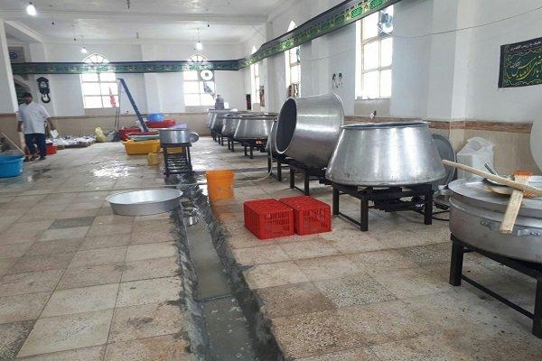 موکب ستاد اربعین زنجان در مناطق سیل زده خوزستان مستقر می شود