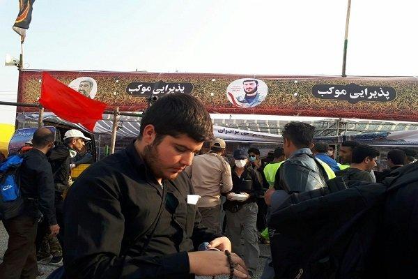 وضعیت بهداشتی موکب های اربعین در کرمان بررسی شود