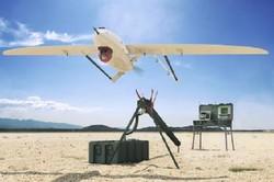 پهپادی که با یک بار شارژ ۲۰ ساعت پرواز می کند