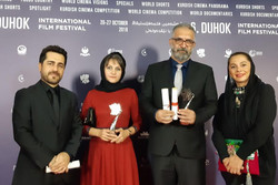 'Life without Life' wins 2 awards at Duhok Filmfest.