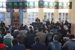 عاشورا و اربعین حسینی پشتوانه عظیم مکتب تشیع است