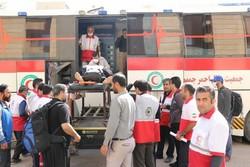 خدمات رسانی به ۴ هزار زائر اربعین حسینی در اندیمشک